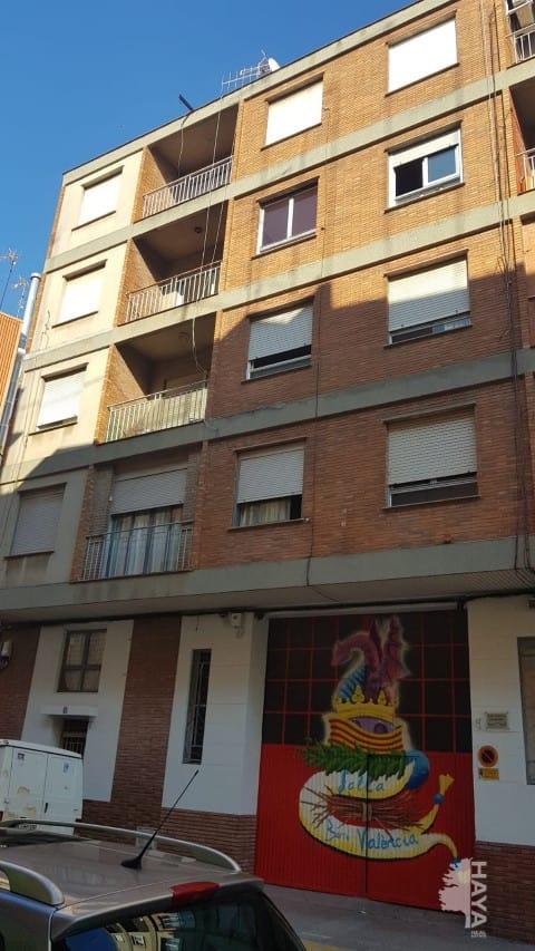 Piso en venta en Burriana, Castellón, Carretera Nules, 35.520 €, 3 habitaciones, 2 baños, 111 m2