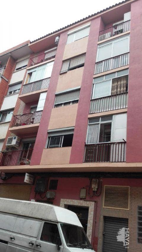 Piso en venta en Zaragoza, Zaragoza, Calle Francisco Ruesta, 63.600 €, 3 habitaciones, 1 baño, 64 m2