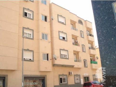 Piso en venta en Los Depósitos, Roquetas de Mar, Almería, Calle Centauro (r), 50.000 €, 2 habitaciones, 1 baño, 84 m2