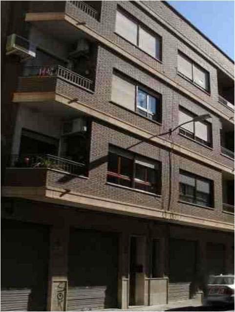Piso en venta en Novelda, Alicante, Calle Maestro Ramis, 87.100 €, 3 habitaciones, 1 baño, 172 m2