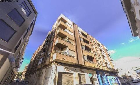 Piso en venta en Vila-real, Castellón, Calle Martires de la Independencia, 72.900 €, 3 habitaciones, 1 baño, 97 m2
