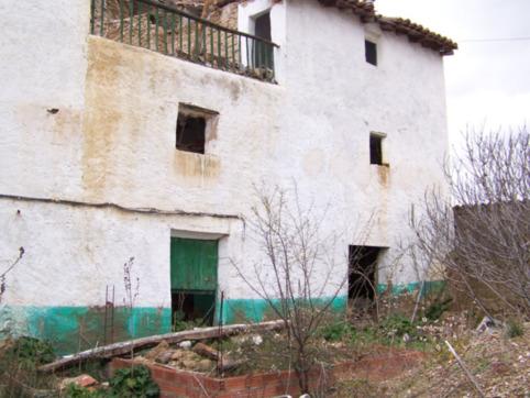 Casa en venta en Terrer, Zaragoza, Calle Cuevas, 17.300 €, 3 habitaciones, 1 baño, 85 m2