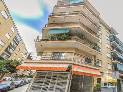 Piso en venta en Gandia, Valencia, Calle Pintor Joan de Joanes, 38.886 €, 4 habitaciones, 1 baño, 102 m2