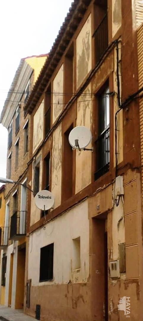 Piso en venta en Torres de Berrellén, Zaragoza, Calle Ramon Y Cajal, 52.347 €, 3 habitaciones, 1 baño, 118 m2