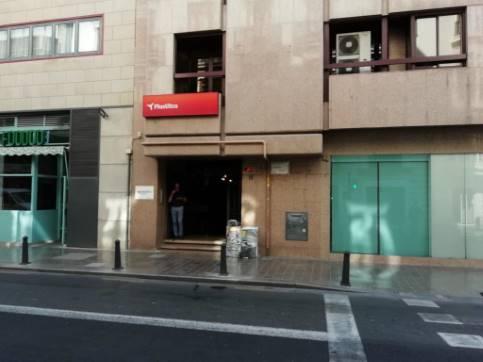 Parking en venta en Ciutat Vella, Valencia, Valencia, Calle Pascual Y Genis, 32.770 €, 12 m2