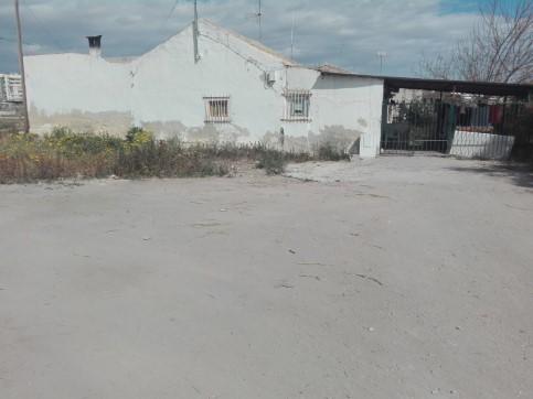 Suelo en venta en La Punyalà, Elche/elx, Alicante, Calle Carrus, 7.800 €, 105 m2