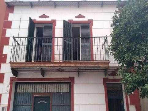 Casa en venta en Ibarburu, Dos Hermanas, Sevilla, Calle Tixe, 218.400 €, 3 habitaciones, 2 baños, 214 m2