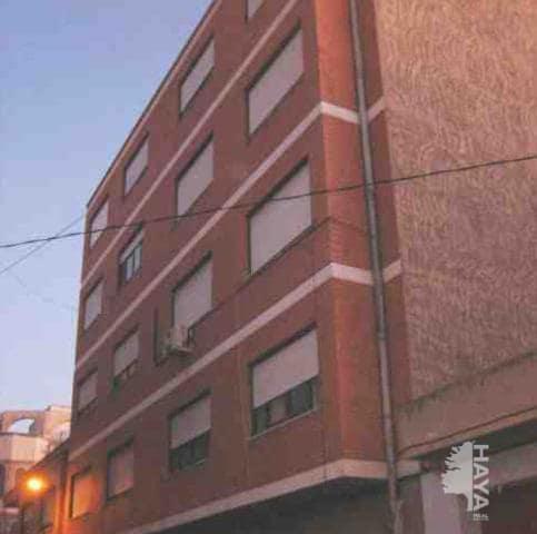 Piso en venta en Albatera, Alicante, Calle Santiago El Mayor, 35.100 €, 3 habitaciones, 1 baño, 95 m2
