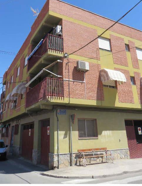 Piso en venta en Pedanía de Sangonera la Verde, Murcia, Murcia, Calle Carrascos, 44.702 €, 4 habitaciones, 1 baño, 108 m2