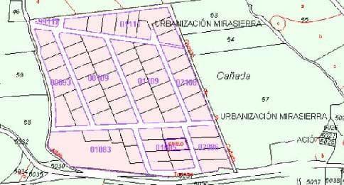 Suelo en venta en Martillán, Martinamor, Salamanca, Calle Mirasierra Vii, 25.000 €, 880 m2