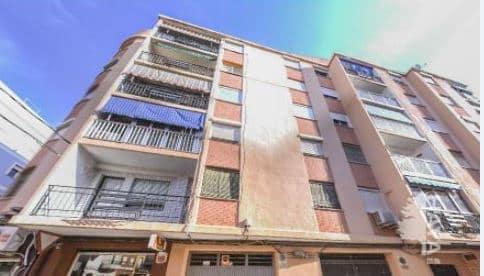 Piso en venta en Alquerieta, Alzira, Valencia, Calle Jaume D`olid Sequier, 43.700 €, 3 habitaciones, 1 baño, 89 m2