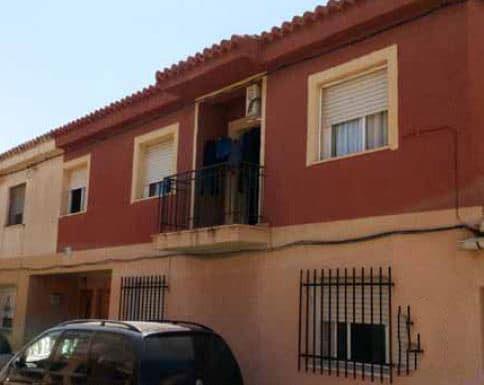 Piso en venta en Diputación de El Algar, Cartagena, Murcia, Calle Bonanza, 92.900 €, 3 habitaciones, 1 baño, 93 m2