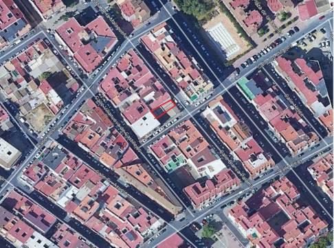 Suelo en venta en Huelva, Huelva, Calle Blanca Paloma, 109.200 €, 108 m2