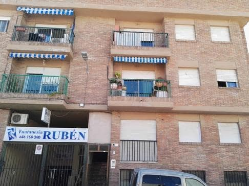 Piso en venta en Benijófar, Alicante, Calle Doctor Hernandez, 31.560 €, 4 habitaciones, 1 baño, 87 m2