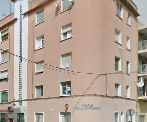Piso en venta en Alquerieta, Alzira, Valencia, Calle San Andreu, 73.800 €, 4 habitaciones, 1 baño, 84 m2