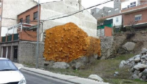 Suelo en venta en Ávila, Ávila, Calle Capitan Mendez Vigo, 194.781 €, 427 m2