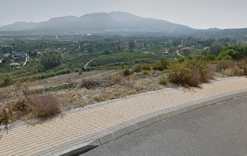 Suelo en venta en Alhaurín El Grande, Málaga, Calle Ur-8, 63.000 €, 838 m2