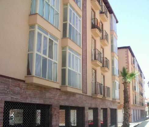 Piso en venta en Huércal-overa, Almería, Calle D. Pedro Mena Mula, 94.598 €, 2 habitaciones, 1 baño, 78 m2