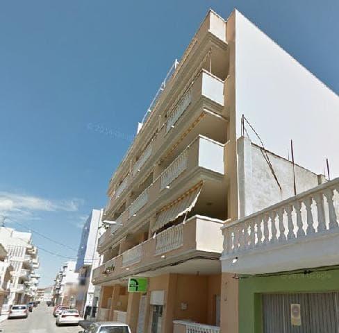 Piso en venta en Moncofa, Castellón, Calle Filipinas, 65.900 €, 2 habitaciones, 1 baño, 83 m2