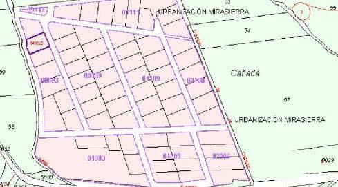 Suelo en venta en Martillán, Martinamor, Salamanca, Calle Mirasierra Iii, 24.000 €, 877 m2