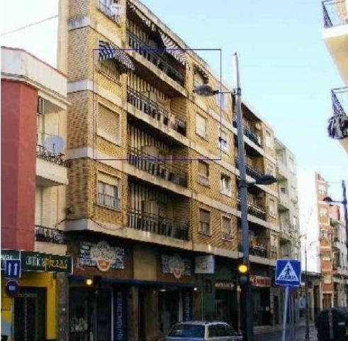 Piso en venta en Gandia, Valencia, Calle San Rafael, 82.500 €, 4 habitaciones, 2 baños, 166 m2