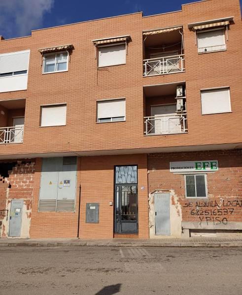 Piso en venta en Cabañas de la Sagra, Toledo, Calle Callejuela, 48.000 €, 3 habitaciones, 1 baño, 114 m2