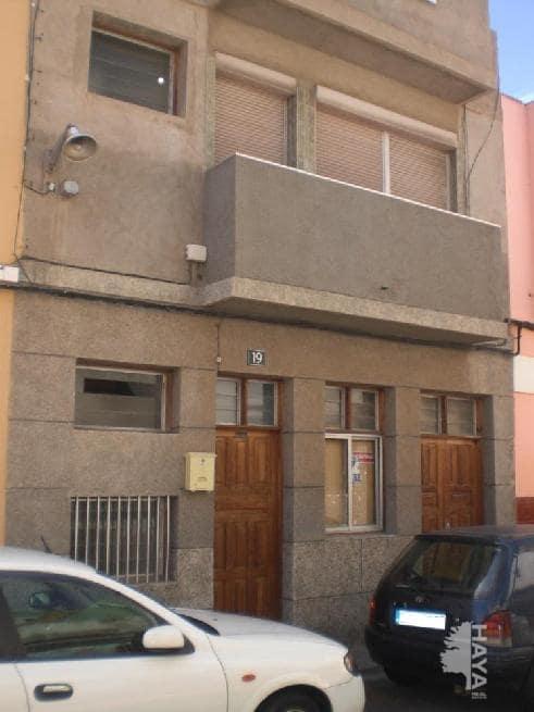 Piso en venta en El Risco de San Nicolás, la Palmas de Gran Canaria, Las Palmas, Calle Gobernador Marin Acuña, 45.000 €, 2 habitaciones, 1 baño, 79 m2