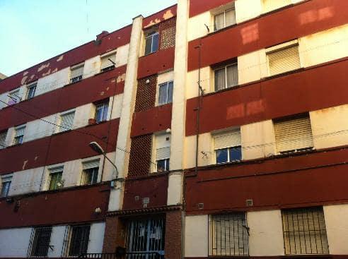 Piso en venta en Algeciras, Cádiz, Calle Verdiales, 40.018 €, 3 habitaciones, 1 baño, 87 m2