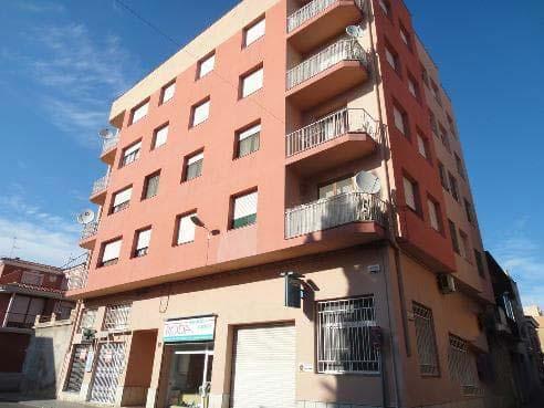 Piso en venta en Amposta, Tarragona, Calle Dos de Maig, 44.809 €, 3 habitaciones, 1 baño, 76 m2
