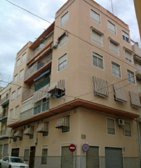 Piso en venta en Santa Pola, Alicante, Calle Francisco Martinez, 49.000 €, 3 habitaciones, 1 baño, 78 m2
