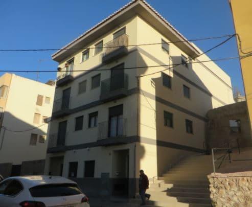 Piso en venta en Segorbe, Castellón, Calle Altura, 56.600 €, 1 habitación, 2 baños, 999 m2