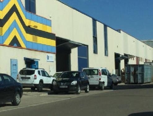 Industrial en alquiler en Zuera, Zuera, Zaragoza, Calle James Watt, 1.050 €, 675 m2