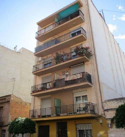 Piso en venta en Virgen de Gracia, Vila-real, Castellón, Calle Villavieja, 29.300 €, 3 habitaciones, 1 baño, 75 m2