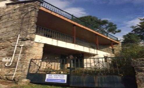 Casa en venta en A Cañiza, Pontevedra, Paraje Lugar de Aranes, 34.000 €, 90 m2