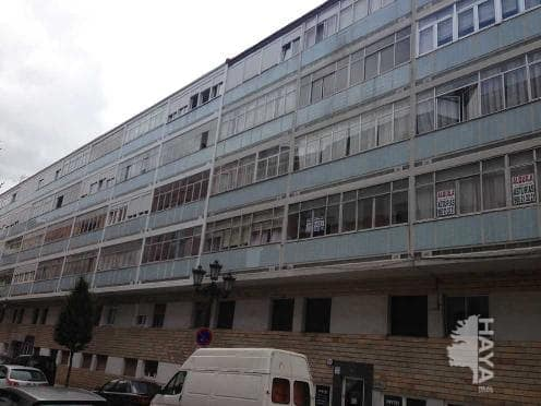 Piso en venta en Las Campas Y San Claudio, Oviedo, Asturias, Calle Arquitecto Tioda, 63.000 €, 3 habitaciones, 1 baño, 86 m2