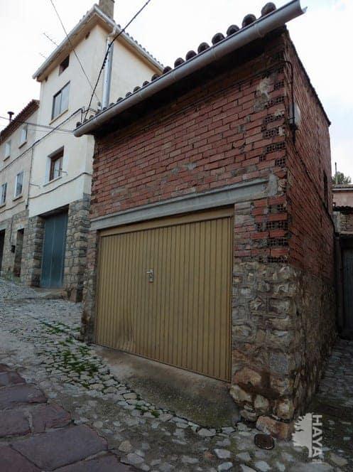 Parking en venta en Albarracín, Teruel, Calle Pelui Derecha, 10.000 €, 38 m2