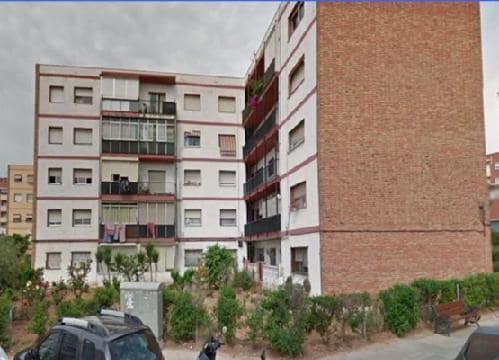 Piso en venta en Tarragona, Tarragona, Calle D`amposta, 56.800 €, 3 habitaciones, 1 baño, 88 m2