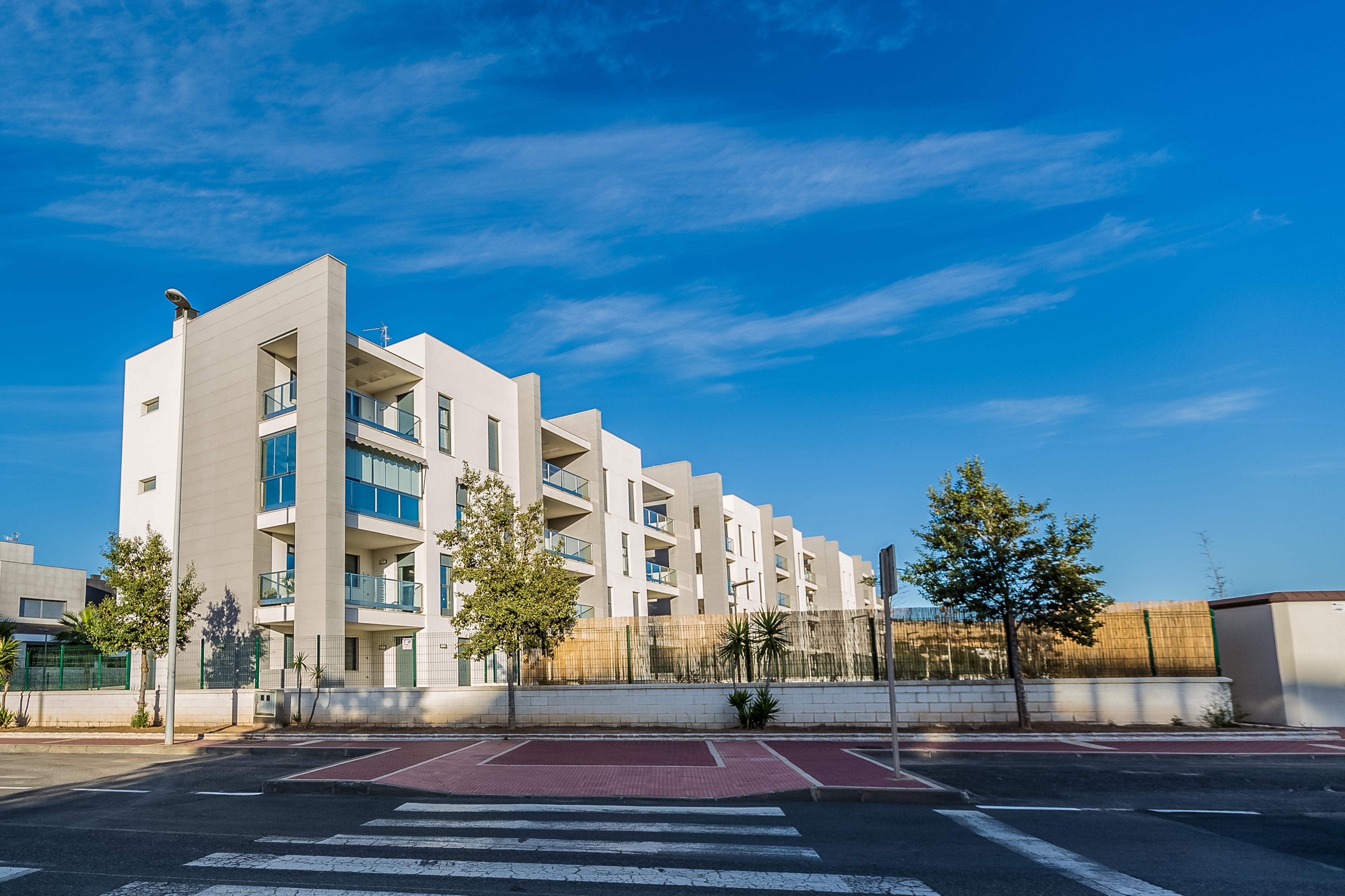Piso en venta en Piso en El Ejido, Almería, 133.000 €, 2 habitaciones, 1 baño, 77 m2, Garaje