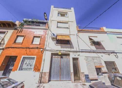 Piso en venta en Alzira, Valencia, Calle Camilo Dolz, 56.600 €, 3 habitaciones, 2 baños, 108 m2