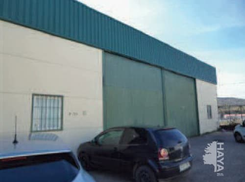 Industrial en venta en Plasencia, Cáceres, Calle Isaac Peral, 80.200 €, 300 m2