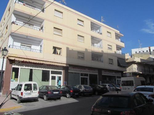 Piso en venta en Cuevas del Almanzora, Almería, Avenida Atrales, 38.340 €, 3 habitaciones, 1 baño, 107 m2