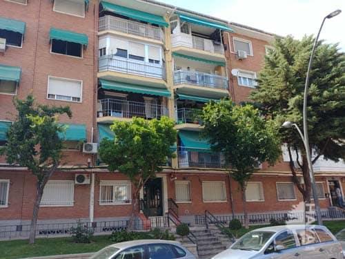 Piso en venta en Getafe, Madrid, Calle Valencia, 111.035 €, 3 habitaciones, 1 baño, 69 m2