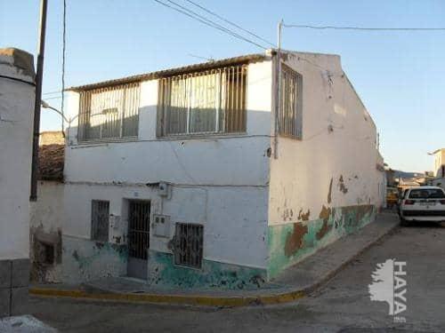 Piso en venta en Tobarra, Albacete, Calle Chorreador, 36.000 €, 4 habitaciones, 1 baño, 176 m2