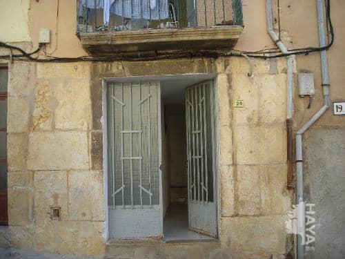 Piso en venta en Bítem, Tortosa, Tarragona, Calle Repla, 29.000 €, 3 habitaciones, 1 baño, 95 m2