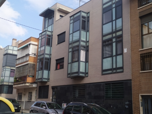 Piso en venta en Madrid, Madrid, Calle Peña Ambote, 130.000 €, 1 habitación, 1 baño, 56 m2