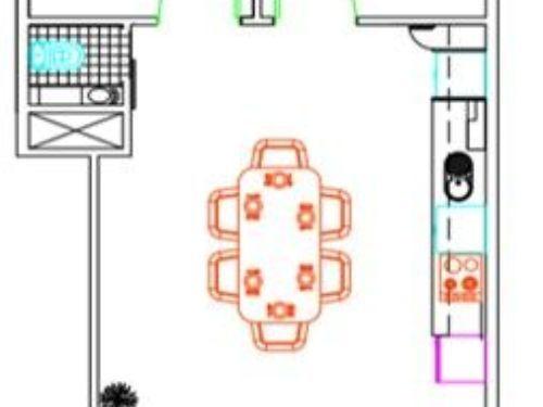Piso en venta en 89036, Madrid, Madrid, Calle Mejorana, 99.000 €, 2 habitaciones, 3 baños, 89 m2