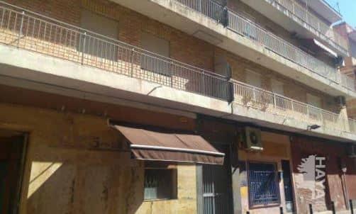 Piso en venta en Pedanía de la Raya, Murcia, Murcia, Calle Victor Castillo, 57.750 €, 3 habitaciones, 1 baño, 101 m2