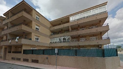 Piso en venta en L´asil, Albatera, Alicante, Calle Doctor Marañon, 52.092 €, 2 habitaciones, 2 baños, 79 m2
