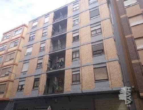 Piso en venta en Urbanización Penyeta Roja, Castellón de la Plana/castelló de la Plana, Castellón, Avenida Quevedo, 60.700 €, 4 habitaciones, 1 baño, 93 m2