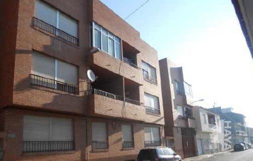 Piso en venta en Pozo Aledo, San Javier, Murcia, Calle Doctor Pardo Lopez, 89.300 €, 3 habitaciones, 1 baño, 106 m2